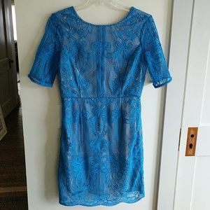 Gorgeous Blue Dress by Reiss Size 10